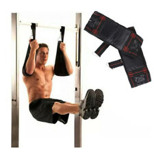 Pull up AB Sling Straps Fitness Equipment Hanging Straps Belt Abdominal Muscle