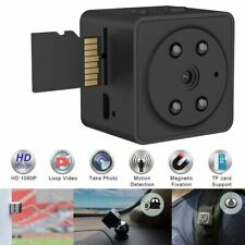 30FPS Mini DV SPY Camera 1080P HD Hidden Motion Detection Video Recorder Cam