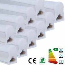 LOT 4~100 T5 LED Tube Light Integrated Switch Fluorescent Bar 110V 220V 60/120CM