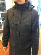 NEW FILSON Women's Wax Duster rain coat Horse Riding Ranch pack MADE IN USA $650