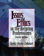 Issues and Ethics in the Helping Professions-ExLibrary