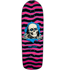 Powell Peralta Old School Ripper Pink Skateboard Deck LIMITED EDITION REISSUE