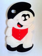 For Ipod touch4 4th Gen 3D Cute  Animal Silicon Rubber Phone Case Cover/skin