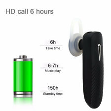 Bluetooth Earphones Portable Mini Wireless Headset with Mic Volume Control HS1