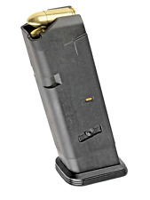 MAGPUL 907 9MM 10RD Magazine 10 Round Mag (15) CA Legal for Glock 19