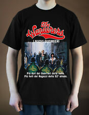 THE WANDERERS Movie Poster ver. 1 Philip Kaufman T-Shirt (Black) S-5XL