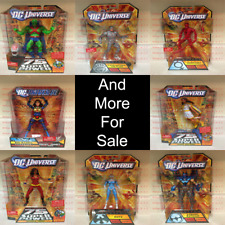 DC Universe Classics Wave 1 - 20 BAF Multiple 2008 - 2015 New OBO