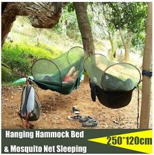 Bed Camping Hammock Hanging Portable Mosquito Net Swing Sleeping Outdoor