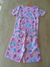 NWT Gymboree Girls Gymmies Ice Cream Popsicles Shorties Pajama Set Many sizes