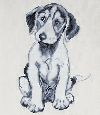 Cross Stitch Pattern, Disney's Puppy Dog, & Counted Cross Stitch Kit