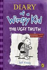 Diary of a Wimpy Kid Book - DIARY OF A WIMPY KID: THE UGLY TRUTH, Book 5 - NEW