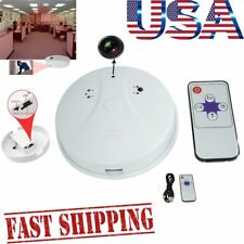 Hidden Camera Smoke Detector Motion Detection Video Recorder Spy Action Monitor