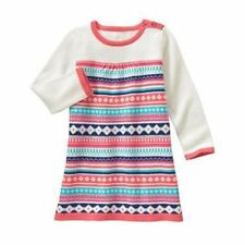 NWT Gymboree Enchanted Winter Striped Sweater Dress 3T,4T Toddler Girl