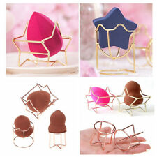 Beauty Egg Sponge Drying Stand Holder Makeup Powder Puff  Storage Rack