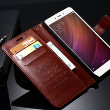 Xiaomi Redmi Note 4 Case Redmi Note 4X Cover Flip Stand Leather Wallet Case For