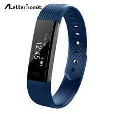 Waterproof Smartwatch Bluetooth Bracelet Fitness Tracker For Android IOS Samsung