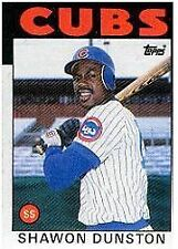 Shawon Dunston Cubs 1996 Topps #72