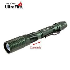 Ultrafire Zoomable NEW X-XML T6 20000 LM LED Flashlight 18650 Battery Torch 0 ̄