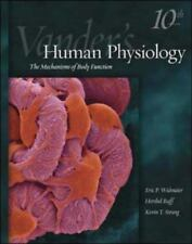 Vander's Human Physiology: The Mechanisms of Body Function Widmaier, Eric P., R