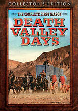 Death Valley Days: The Complete First Season (DVD, 2016, 3-Disc Set), VERY GOOD!