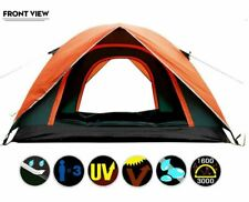 Top Brand Quality double layer 3 4 person camping tent