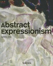 Abstract Expressionism (Basic Art Series) Paperback by Barbara Hess