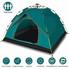 Cheryu Automatic Hydraulic Family Camping Tent, Portable and Waterproof Instant