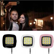 Portable Mini 16 LED Selfie Flash Fill Light for Mobile Cell Phone IOS Android y