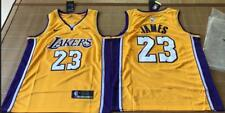 "Lebron James Los Angeles Lakers Jersey #23 ""THE KING"""