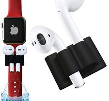 Airpods Holder Anti Slip Apple Airpods Silicone Watch Band Sleeve Rubber Holder