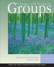 Groups: Process and Practice by Marianne Schneider Corey