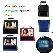 For Amazon Echo Show Leather Protective Case Skin Shell Sleeve Carry Cover