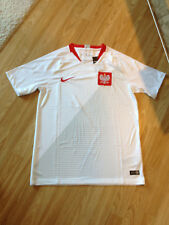 World Cup 2018 POLAND football supporters shirt size L.