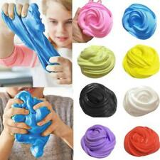 Fluffy Floam Slime Scented Mud Toys Plasticine Stress Relief Kids Play DIY Toy