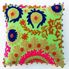 SUZANI CUSHION COVER EMBROIDERY PILLOW COVER