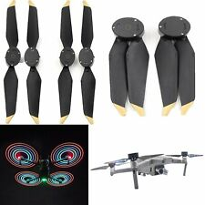 2/4pcs LED Flash Propellers Props Blades Quick Release for DJI Mavic 2 Pro Zoom