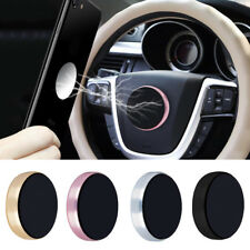 Universal Flat Stick On Dashboard Magnetic Car Mount Holder for Cell Phones GPS