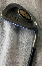 PING i3 Red Dot 9 Iron Golf Club Graphite Stiff Flex RH