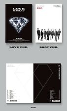 EXO [LOVE SHOT] 5th Album Repackage VER. CHOICE : CD+Photocard+Poster+Gift NEW
