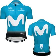 New Men Team Cycling Short Sleeve Top Bicycle Jersey Racing Clothing Sports Wear