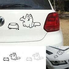Cute Animal Fuel Tank Cap Sticker Waterproof Car Sticker Car Decorative OK 03