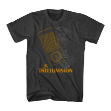 Intellivision Video Game Controller Blueprint Adult T Shirt