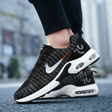 Men's Mesh Air Cushion Athletic Sneakers Running Breathable Shoes Fashion