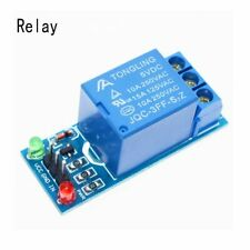 2/5pcs Hot Durable Shield LED Arduino Expansion Board 5V 1 Channel Relay Module