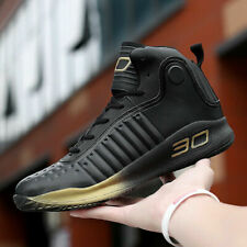 Men Classic Super  Star Basketball Boots Sneakers Outdoor Trainer Shoes High Top