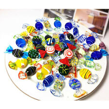 Decorations Decoration Candy Kids Gifts Glass Sweets Vintage Murano Style