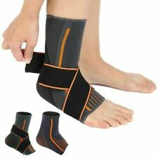 Ankle Support Foot Brace Guard Sports Shin Protector Feet Any Activity