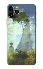 S2415 Claude Monet Woman with a Parasol Case for IPHONE Samsung Smartphone ETC