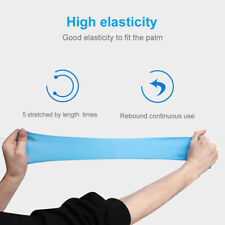 100PCS Powder-Free Disposable Medical Exam Industrial Latex Nitrile Gloves