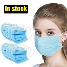500/100/50/20/10/1 PCS 3-layer protective anti-spit mask *SHIPPING FROM CANADA**
